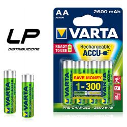 VARTA AA 2600 MAH BATTERIE...